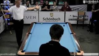 Stuttgart Open 2011 Pool4motion Showmatch, 8-Ball, Pool Billard