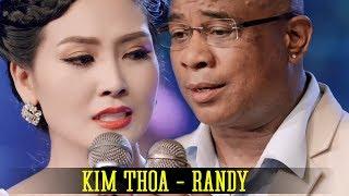 KIM THOA RANDY - Giọng Ca Bolero Hay XUẤT THẦN - Nhạc Vàng Bolero Gây Chấn Động Hàng Triệu Con Tim
