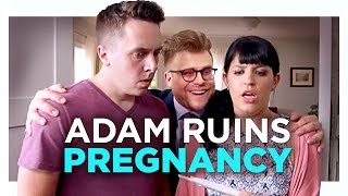 "The data that ""modern"" fertility advice is based on is actually straight-up medieval. Watch an all-new @Adam Ruins Everything on ..."