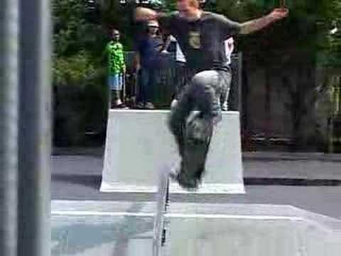 LongBeach Skatepark montage