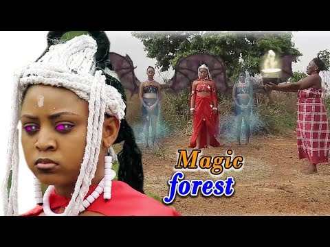 MAGIC FOREST  3&4 - Regina Daniels New Epic Movie  Nigerian Nollywood Movie Ll African Movie Full HD
