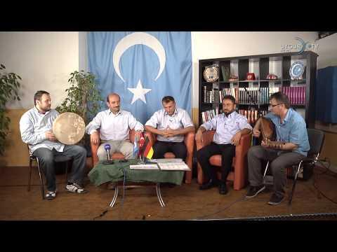 İsa İlyasoğlu Uygur'tv ye konuk oldu