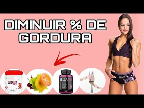 Como reduzir seu % de gordura? Dicas para o CUTTING - Nutricionista & Atleta Fitness Giovana Guido