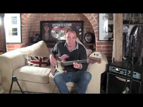 Guy Pratt presents Ashdown ABM Evo III