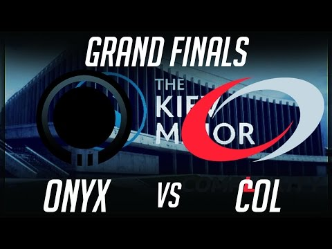 Onyx vs coL Grand Finals Kiev Major 2017 NA Highlights Dota 2
