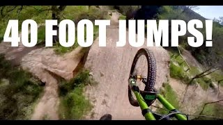 Video UK'S BIGGEST BIKE JUMPS? [Black Mountain Cycle Centre] MP3, 3GP, MP4, WEBM, AVI, FLV Juli 2017