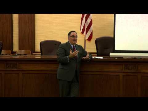 Video: Mock Trial Team 2012