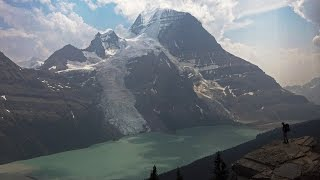 Trail (BC) Canada  city photos gallery : Berg Lake Trail, Mt Robson, BC, Canada in 4K (Ultra HD)