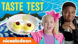 Video Trick Or Treat Taste Test 🍬 Ft. JoJo Siwa, Jace Norman & More! | #NickStarsIRL MP3, 3GP, MP4, WEBM, AVI, FLV Desember 2018