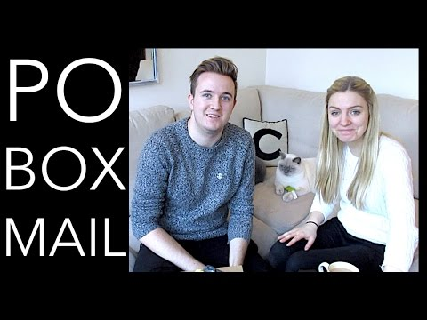 PO BOX MAIL OPENING! | CHRIS & EVE