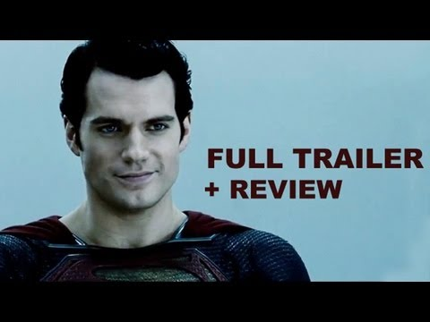 Man of Steel Official Trailer 3 + Trailer Review : HD PLUS