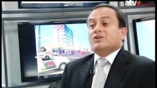 SECURITAS PERÚ - REPORTAJE SOBRE RASTREO Y CUSTODIA SATELITAL (ATV+)