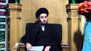 03- Medical Ethics in Islam- Sayed Hossein al Qazwini- Muharram 2014- Night 3