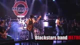 Video Halloween v Metru Blackstars band - Gutalax