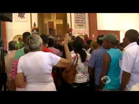 Fiéis confirmam tradição em Santa Cruz dos Milagres