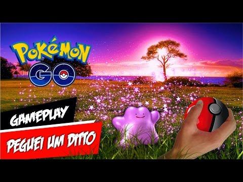 Capturando e Batalhando com Ditto no Pokémon GO! Dicas e Informações