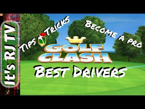 Golf Clash Drivers Best Clubs for Beginners to win | Tour 1-5