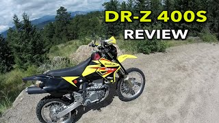 3. DRZ400 Review