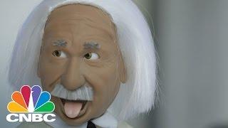 Professor Einstein CNBC報導
