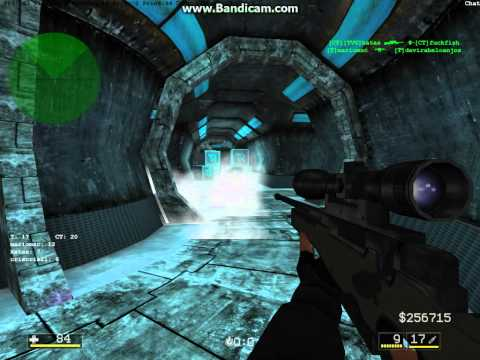 CS Portable: Alien Ship Battle