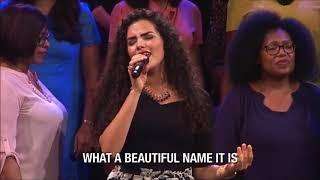 Video What A Beautiful Name | The Brooklyn Tabernacle Choir MP3, 3GP, MP4, WEBM, AVI, FLV Desember 2018