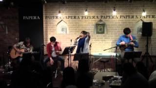 2015.1.31 ライブ「Sound of forest」@新宿パペラ
