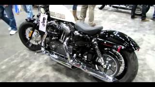 5. 2013 Harley-Davidson Sportster Forty-Eight [derioneza]
