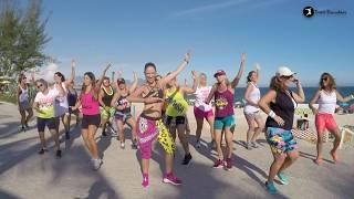 Video Coreografia de Zumba :: Échame la Culpa (Luis Fonsi - Demi Lovato) MP3, 3GP, MP4, WEBM, AVI, FLV Maret 2018