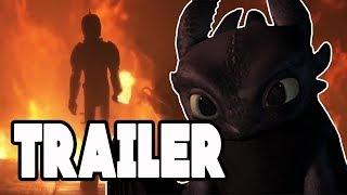 Video How To Train Your Dragon 3 Official Trailer Breakdown MP3, 3GP, MP4, WEBM, AVI, FLV Juni 2018