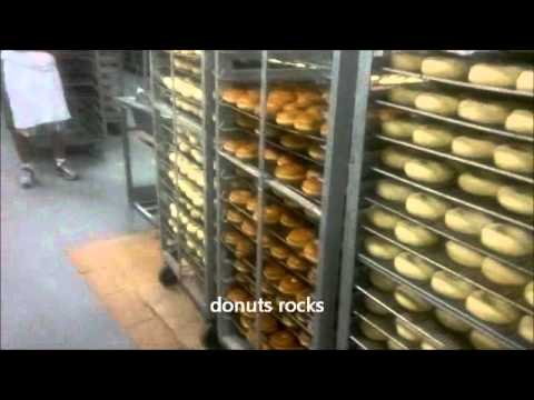 How they are  making donuts
