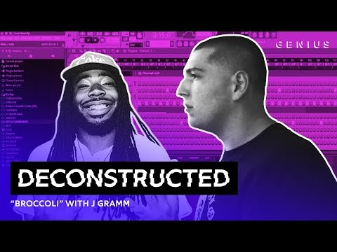 "The Making Of DRAM's ""Broccoli"" With J Gramm 