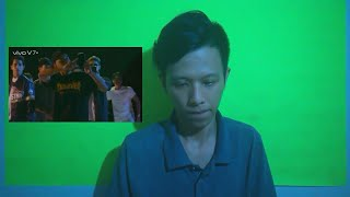 Reaction young lex selfie in aja ft kemal palevi, skinny indonesia24