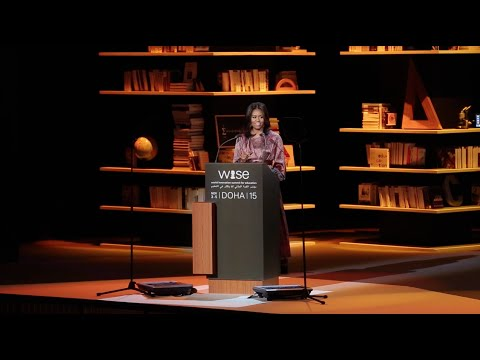 The First Lady Delivers Remarks at the 2015 WISE Education Conference in Qatar