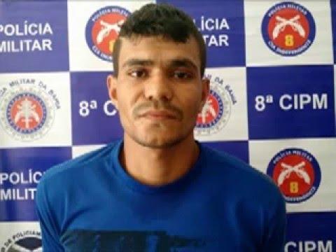 Plantão: Carlos Henrique confessa crime e é levado para Tremedal; confira a entrevista