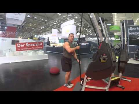 Marpo Kinetics 360 Rope Trainer Functional Training Applications