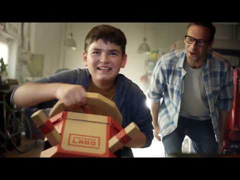 Nintendo Labo - Vehicle Kit de
