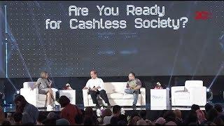 Video Bos Go-Pay Bicara Cashless Society di Innocreativation MP3, 3GP, MP4, WEBM, AVI, FLV Desember 2018
