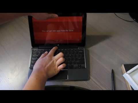 Dell Venue 11 Pro Tablet – Unboxing