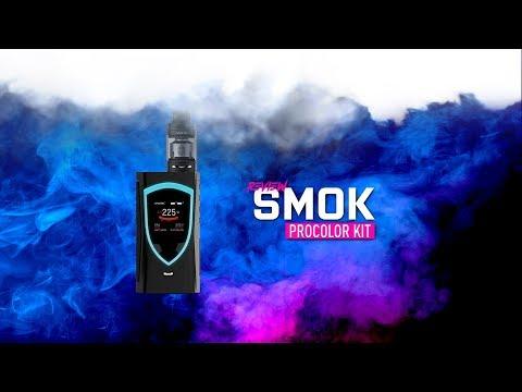Обзор SMOK PROCOLOR KIT | Для кого и зачем?