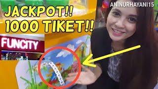 Video JACKPOT 1000 TIKET!! COBAIN MAIN DI FUN CITY!! MP3, 3GP, MP4, WEBM, AVI, FLV April 2019