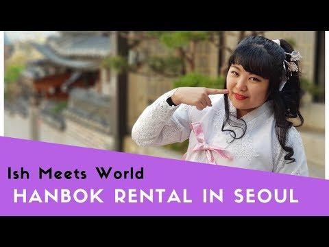 Hanbok Rental in Seoul: Ish Meets World S01E06
