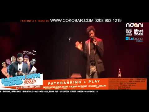 BASKETMOUTH - HAHA YOURE JUST TOO VIOLENT - BASKETMOUTH LIVE AT THE APOLLO