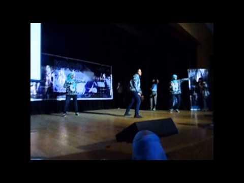 K-Pop Festival In Egypt 2014 (E.D.Y Remix) (видео)
