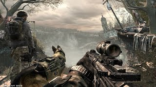 Video Amazing Post Apocalypse Mission from Call of Duty Ghosts FPS Game on PC MP3, 3GP, MP4, WEBM, AVI, FLV September 2018
