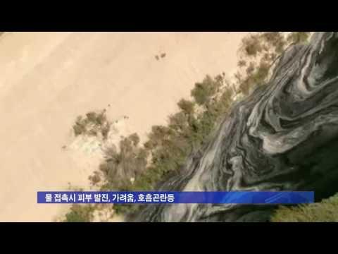 피라미드 호수, 녹조현상 주의 7.22.16 KBS America News