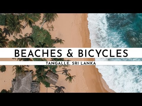 Video TANGALLE, SRI LANKA 2018 · BEACHES AND BICYCLE ADVENTURES   TRAVEL VLOG #53 download in MP3, 3GP, MP4, WEBM, AVI, FLV January 2017