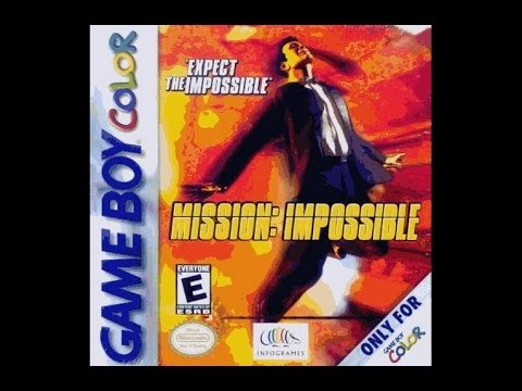 Mission : Impossible Game Boy