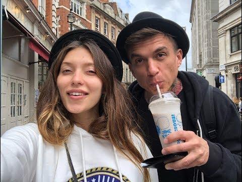 VLОG6: Лучшее путешествие в Лондон на День Рождения. (Часть 1) - DomaVideo.Ru