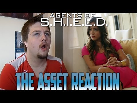 Agents of SHIELD Season 1 Episode 3: The Asset Reaction