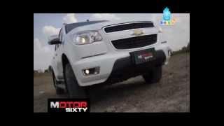 2012 Test Drive Chevrolet Colorado 2.8LTZ : Episode 8